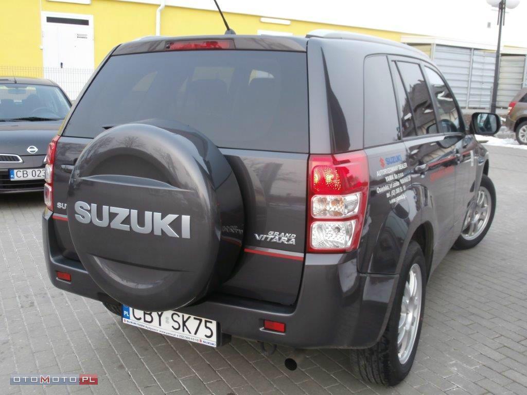 Suzuki Grand Vitara 2.4 ELEGANCE SKÓRA JAK NOWY
