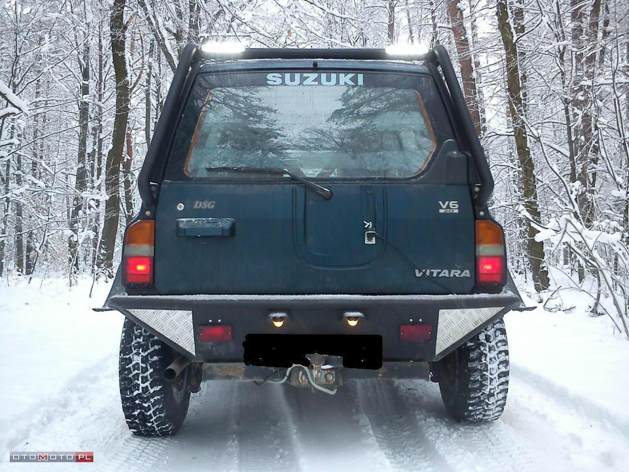 Suzuki Vitara 2.0V6 ,MOŻLIWA ZAMIANA