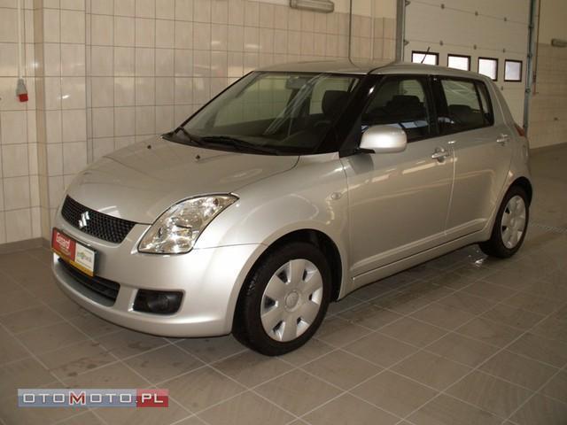 Suzuki Swift IDEALNY, GWARANCJA, WARTO !!!