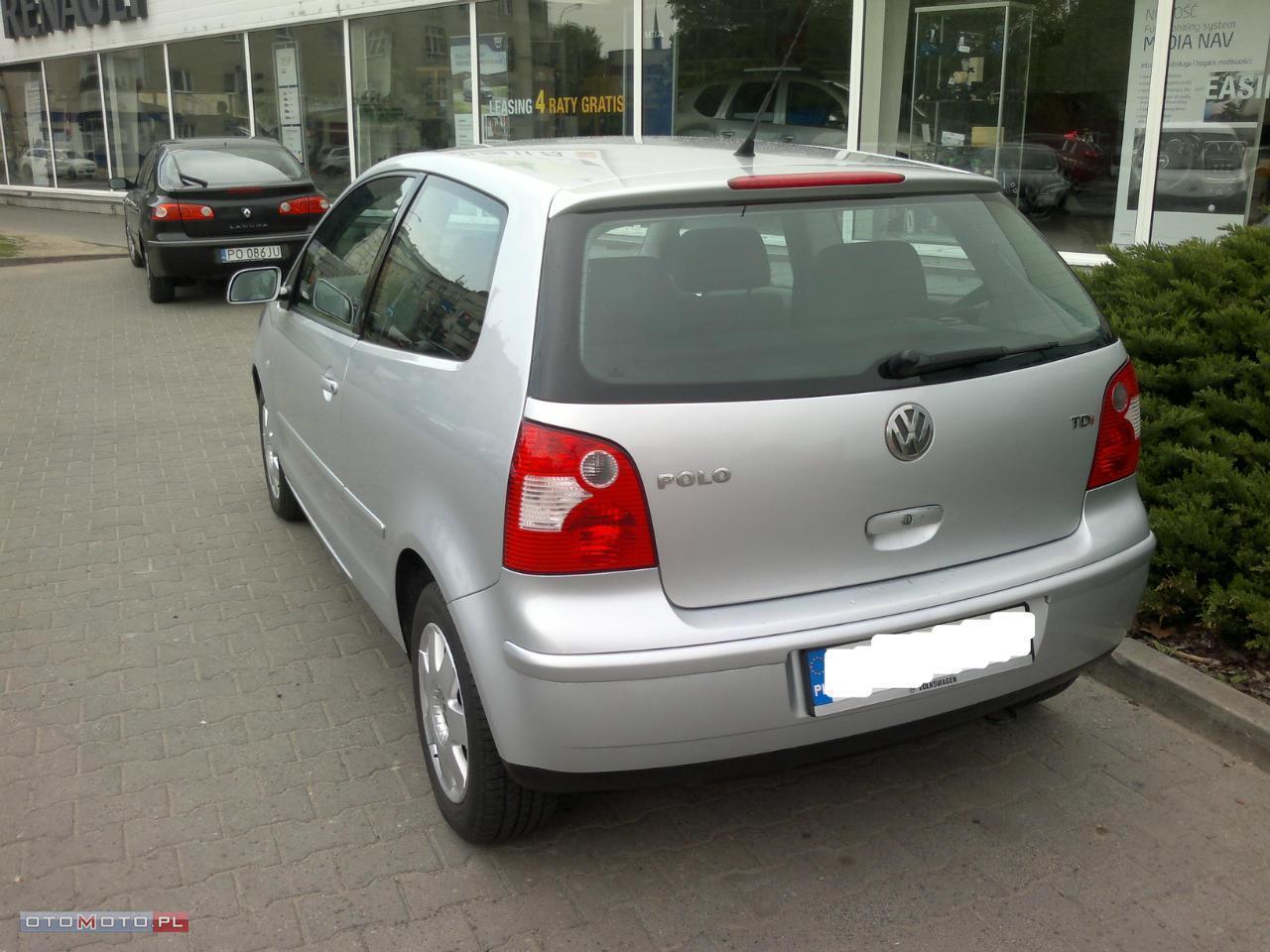 Volkswagen Polo Highline, Klima, 1.4 TDI