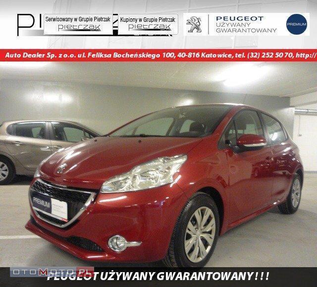 Peugeot 208 JAK NOWY ! ! !