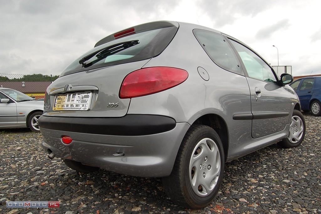 Peugeot 206 1,9D,z NIEMIEC