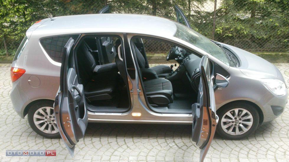 Opel Meriva SALON POLSKA GWARANCJA DO 2014