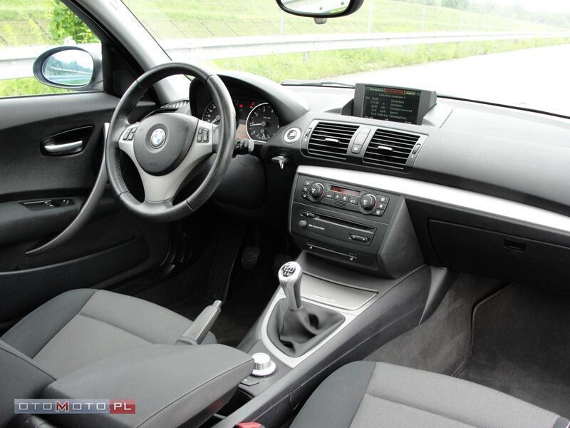 BMW 116 NAWIGACJA !!! SUPER STAN !!!