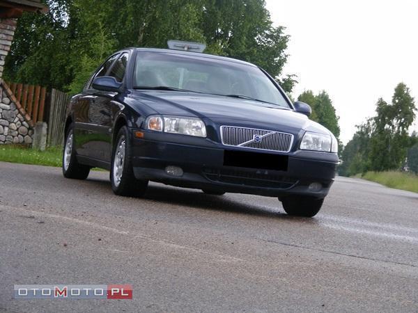 Volvo S80 2.4+GAZ OPŁACONY