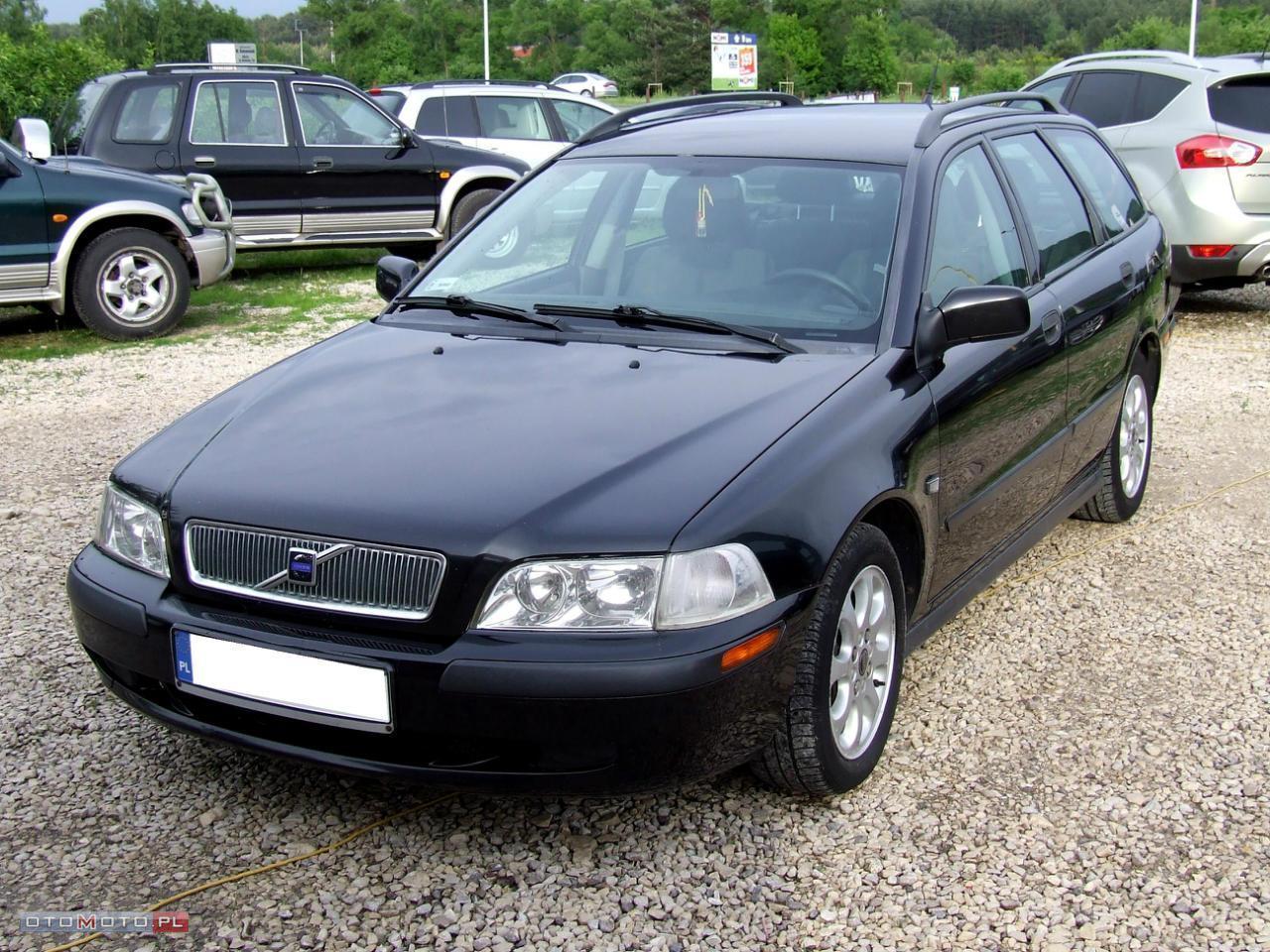 Volvo V40 100%BEZWYP, NAVI,LIFT,SERWIS