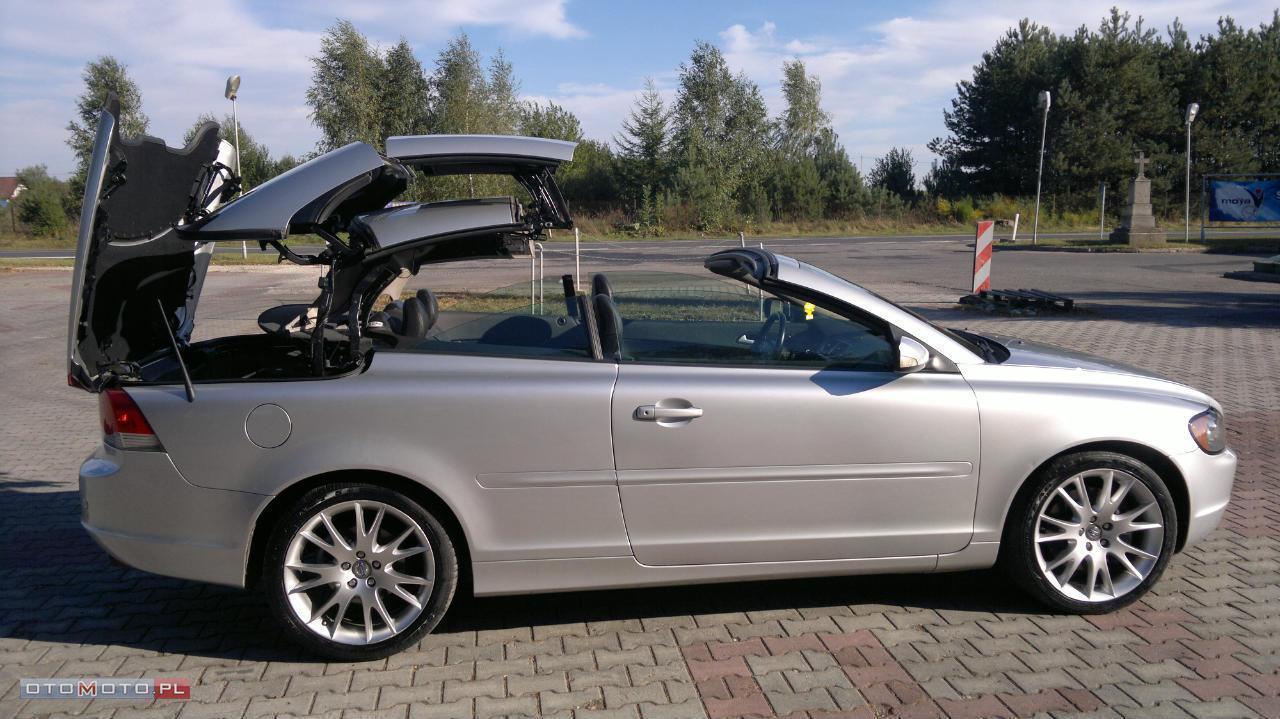 Volvo C70 2.4 D5 summum 184 KM Felgi18''