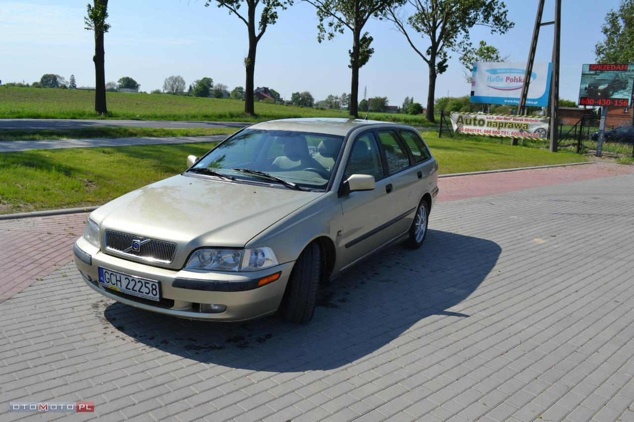 Volvo V40 dobra opcja