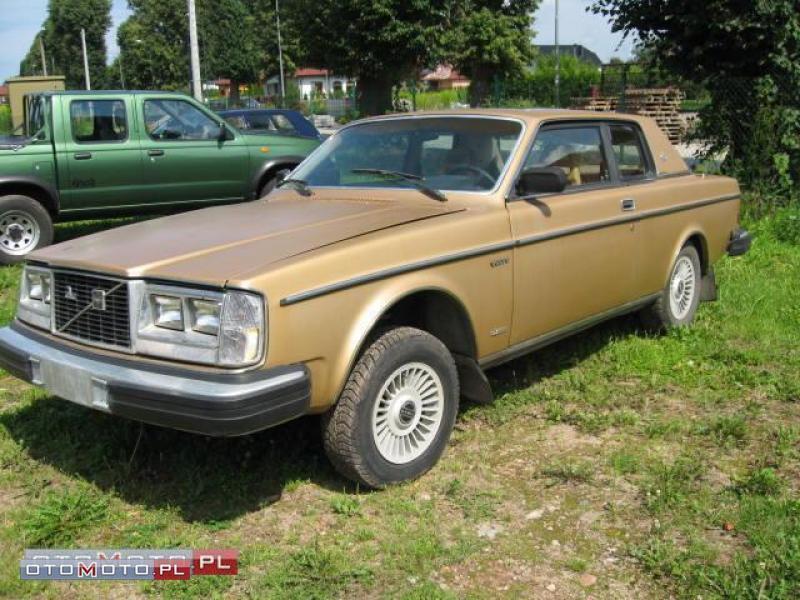 Volvo inny BERTONE 1980 ROK, INFO POD NR