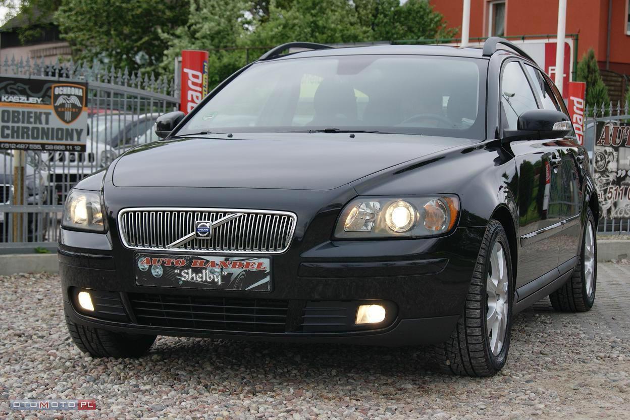 Volvo V50 2.0D 136KM MONENTUN PERFEKCJA