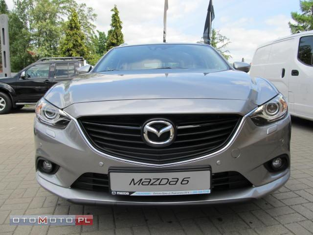 Mazda 6 2.2 DIESEL SKYENERGY+NAVI