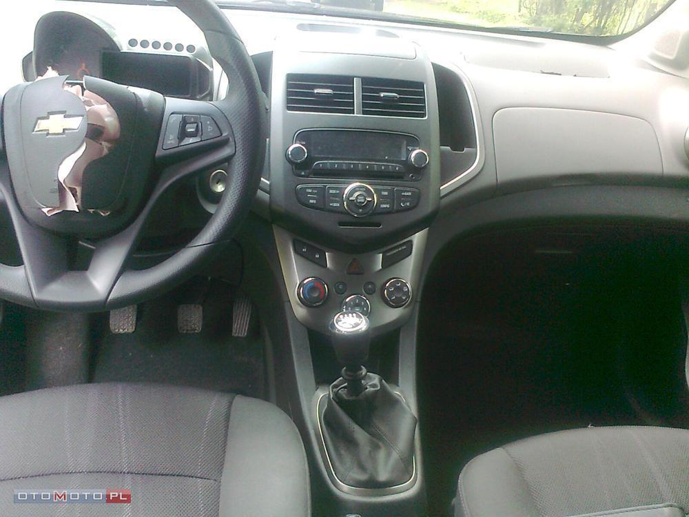 Chevrolet Aveo NAJNOWSZY MODEL DISEL KLIMA