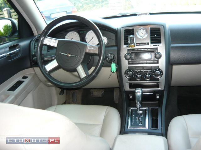 Chrysler 300C WERSJA EUROPEJSKA, IGŁA
