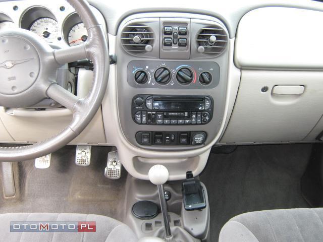 Chrysler PT Cruiser 2.0 BENZYNA KLIMA