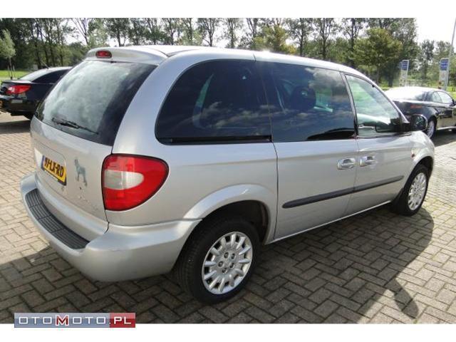 Chrysler Voyager 2.4 LPG SEKWENCJA VIP LUX