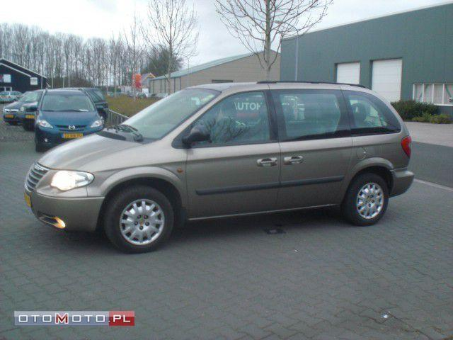 Chrysler Voyager 7-OSOB.-WERSJA VIP-NW MODEL