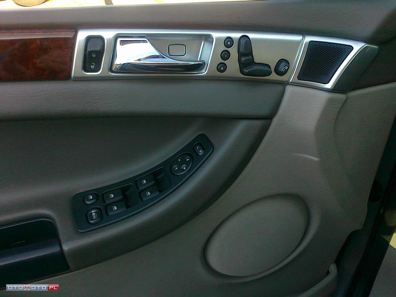 Chrysler Pacifica 124 tys km ! oryginalny lakier