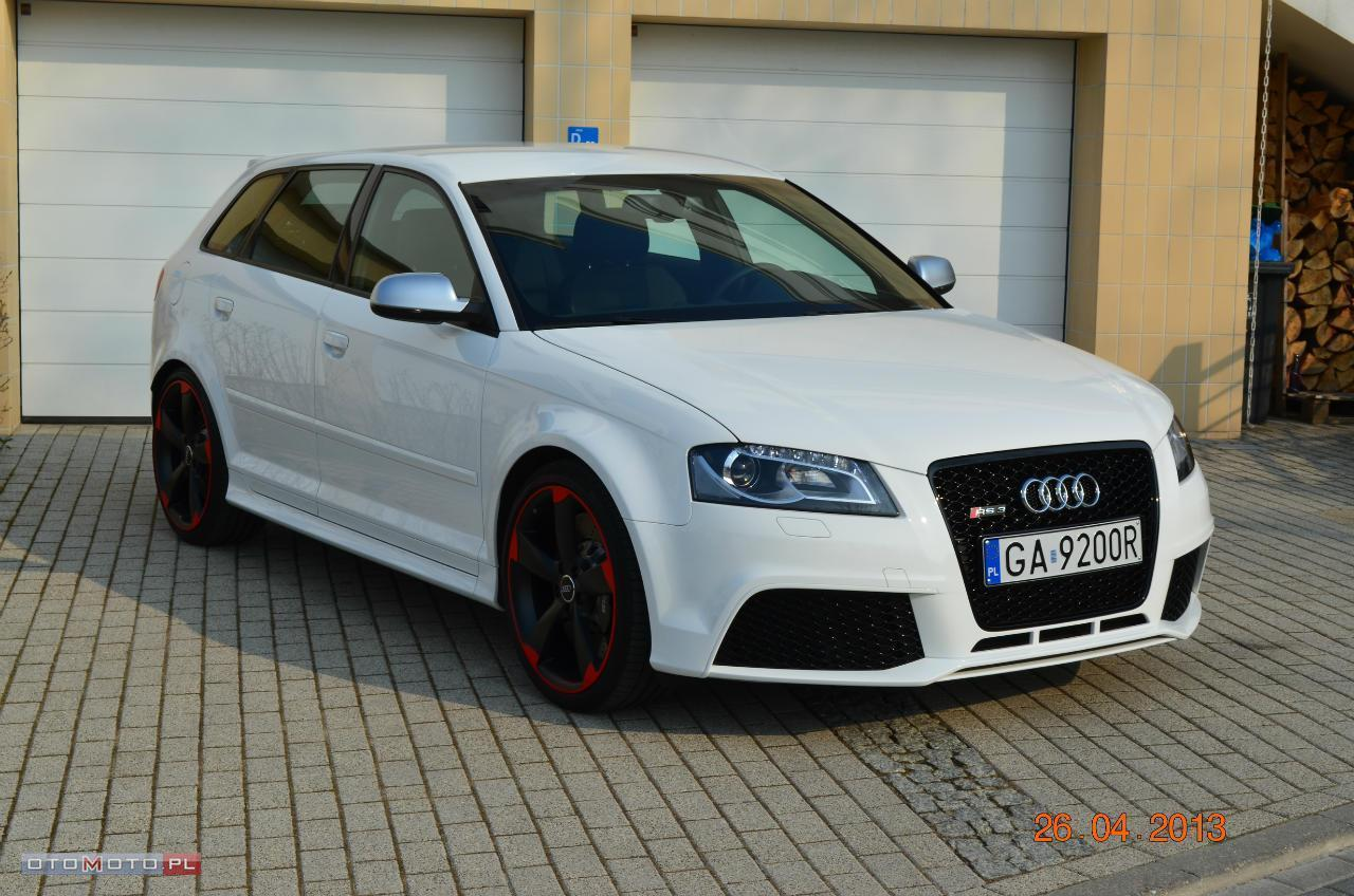 Audi RS3 340 PS