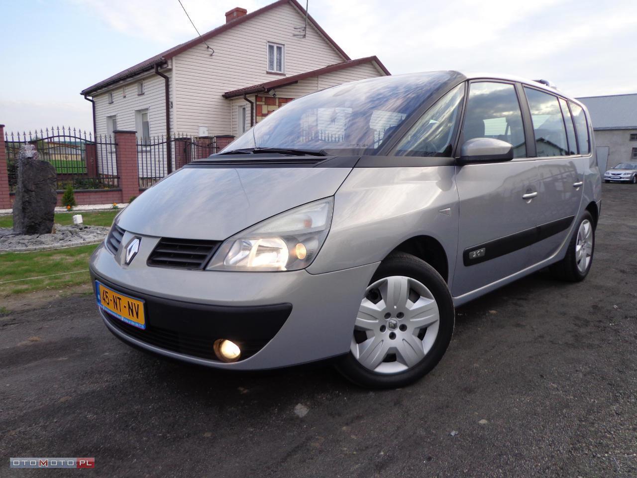 Renault Espace OKAZJA !!! SERWISOWANY !!!