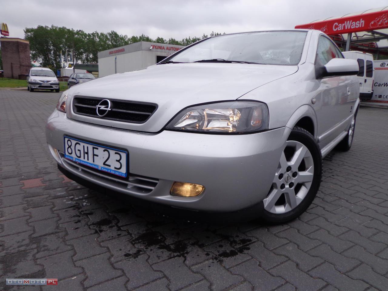 Opel Astra BERTONE !!! FELGA ! KLIMA !
