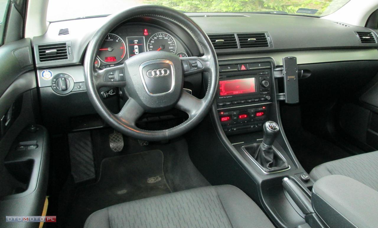 Audi A4 2.0 TDI 170PS Zarejestrowany!!
