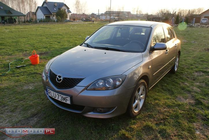 Mazda 3 1,6 DIESEL SERWISOWANA