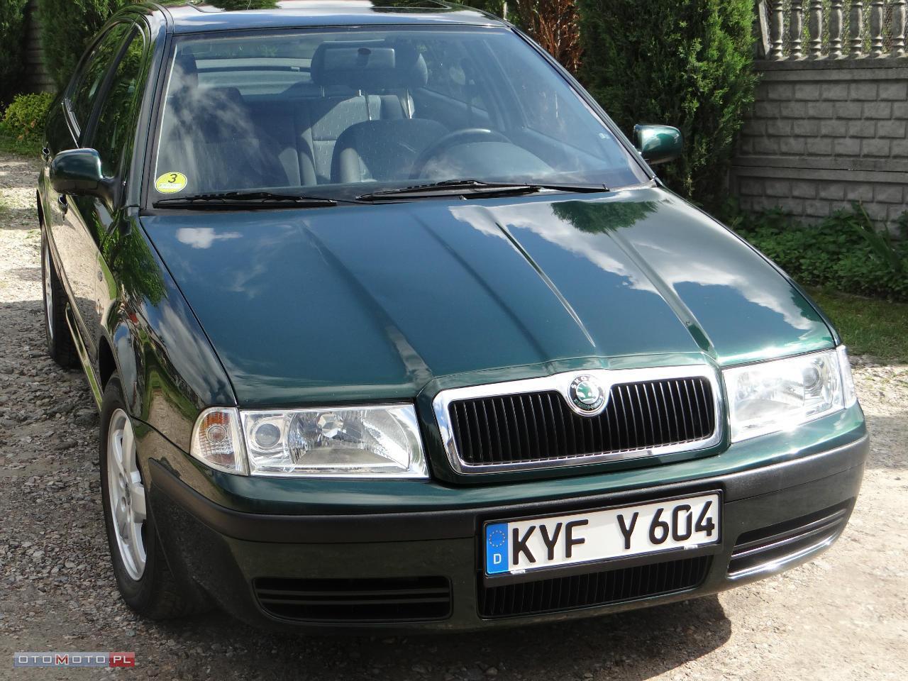 Škoda Octavia BezwypadkowyKlimaSuperStan.!
