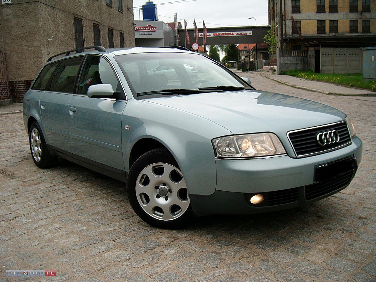 Audi A6 1,9 TDI 5L/100km WARTO