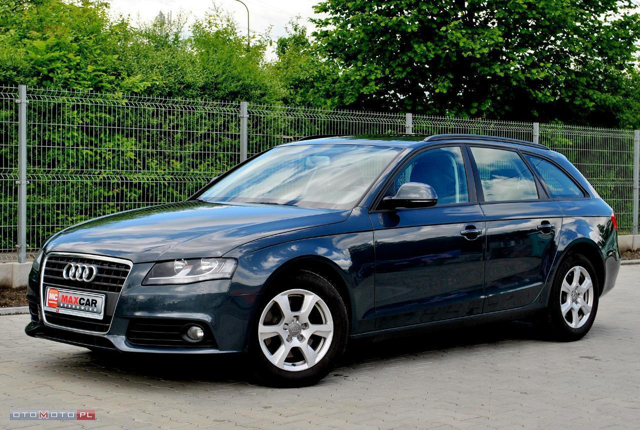 Audi A4 100%ORYGINAŁ•NAVI•KLIMA•SERWIS