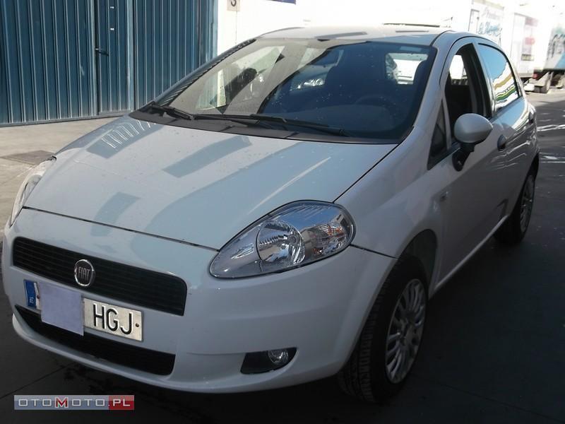 Fiat Punto 1.6 16V Multijet AWARYJNY!