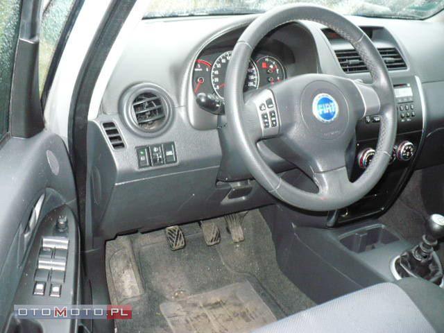 Fiat Sedici 1.9 TDI 4X4 CLIMATRONIC