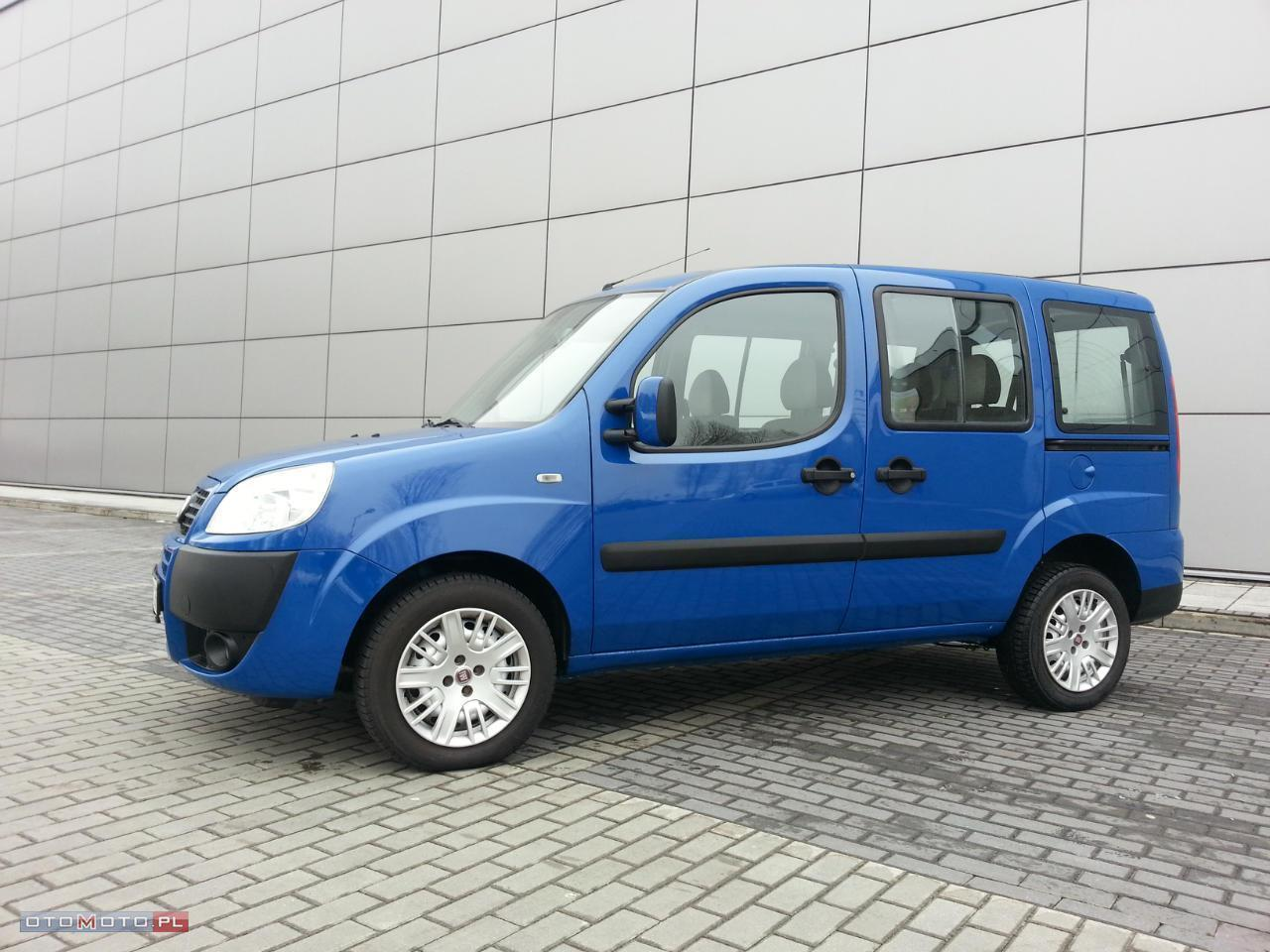 Fiat Doblo SUPER STAN !! MAŁE KILOMETRY