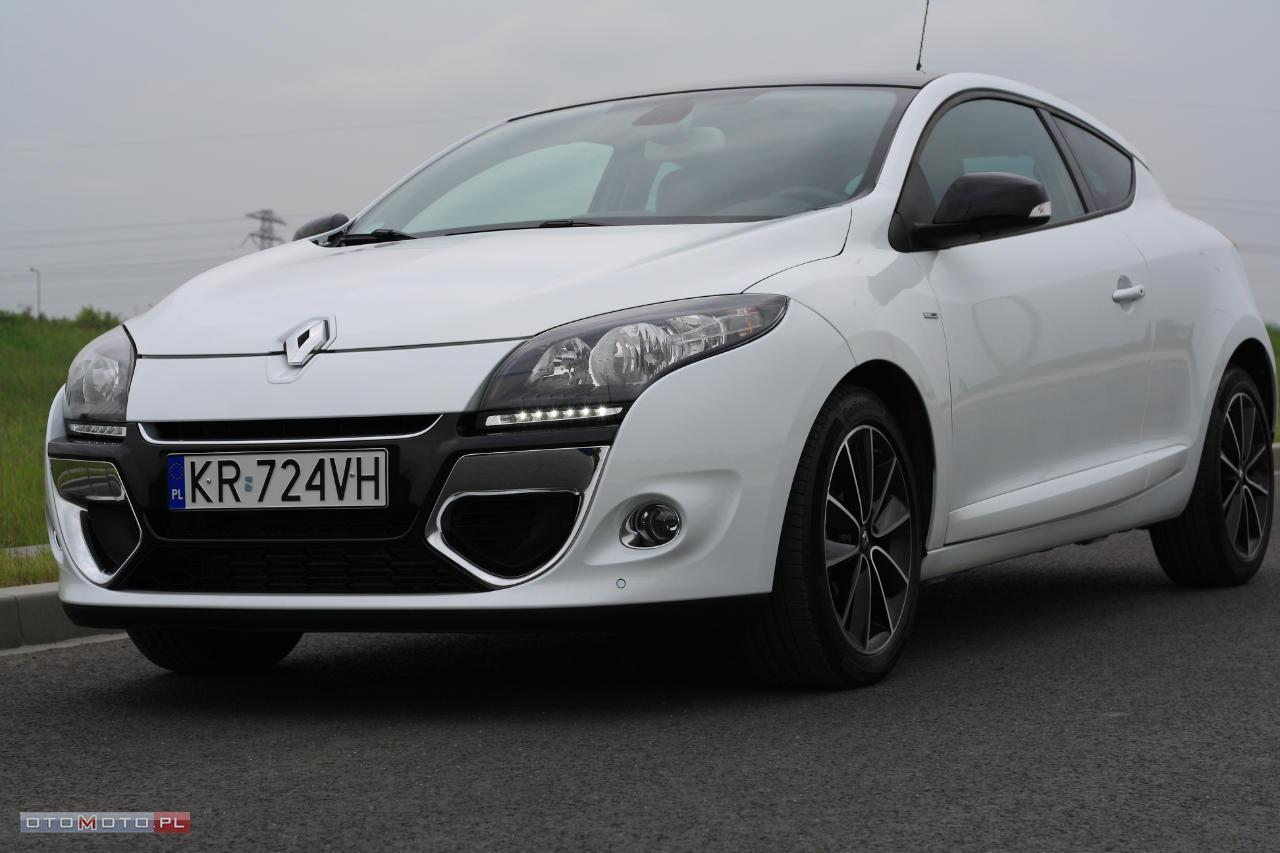 Renault Megane Coupe BOSE 1.6DCI SZKLANY DACH