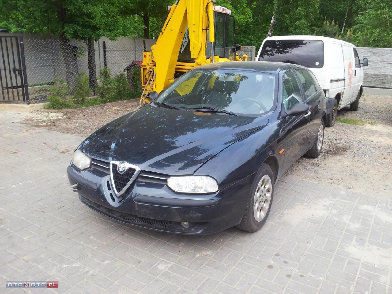 Alfa Romeo 156 auto na części