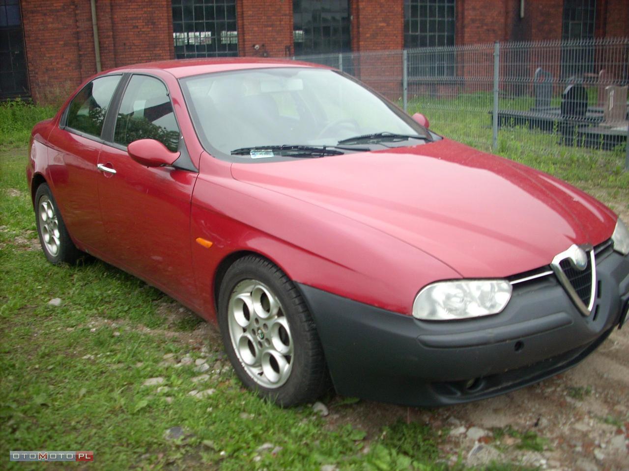 Alfa Romeo 156 ZAREJESTROWANA JTD KLIMA