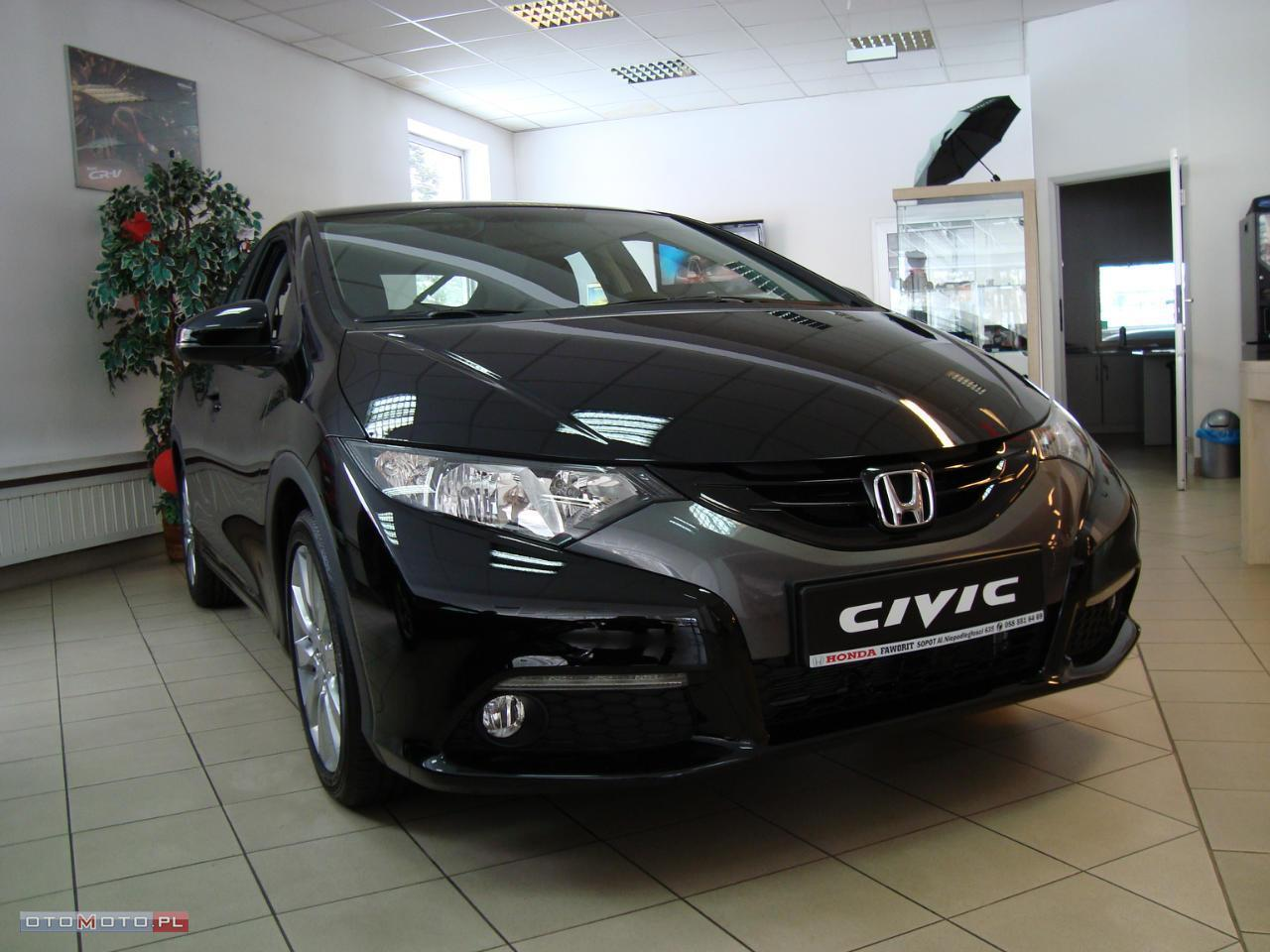Honda Civic 1.8 SPORT 2013 SUPER CENA