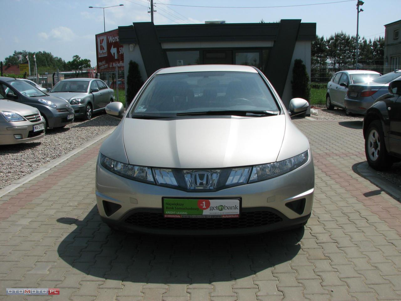 Honda Civic 1.4 16V *GAZ* I-szy.wł! SALON