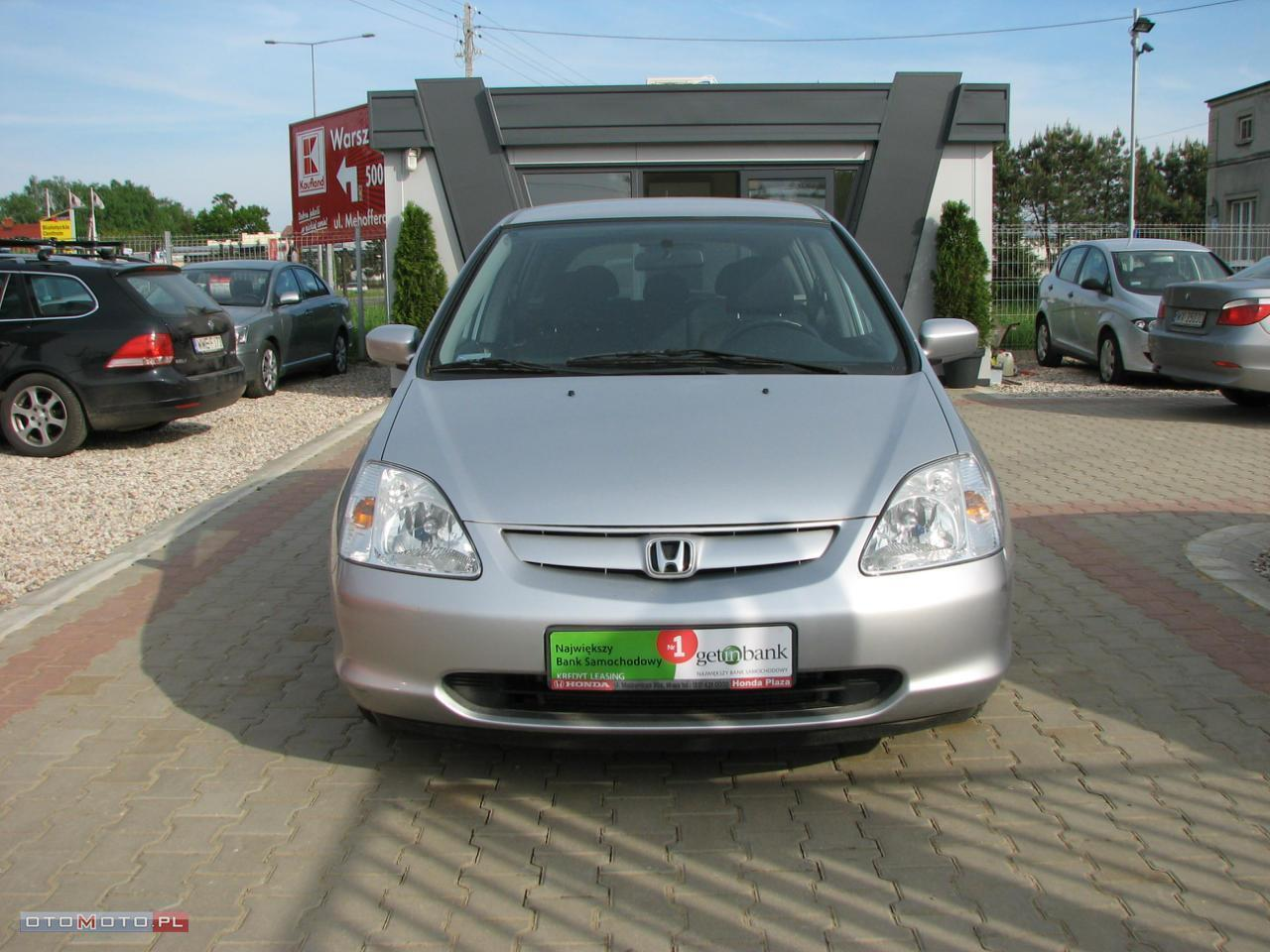 Honda Civic 1.4 16V *SALON* I-szy.wł!