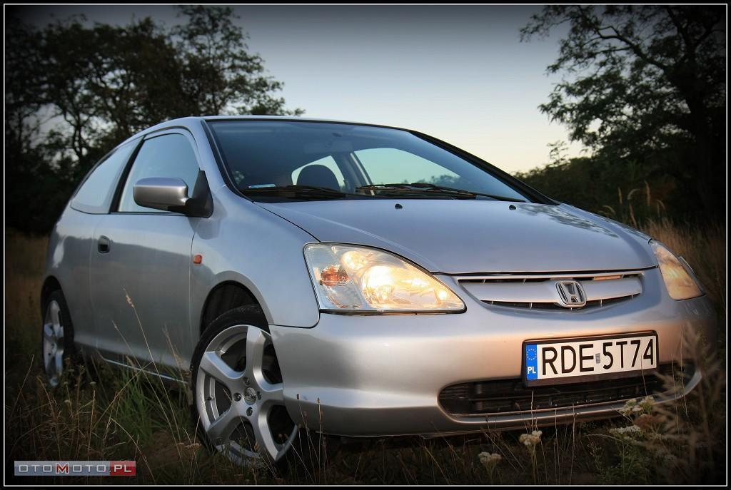 Honda Civic 1.4 benz klima