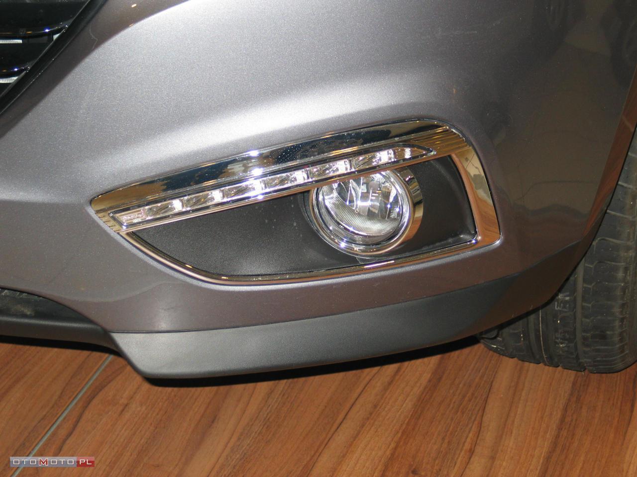 Hyundai ix35 2.0MPI 163KM STYLE NAVi 4x4