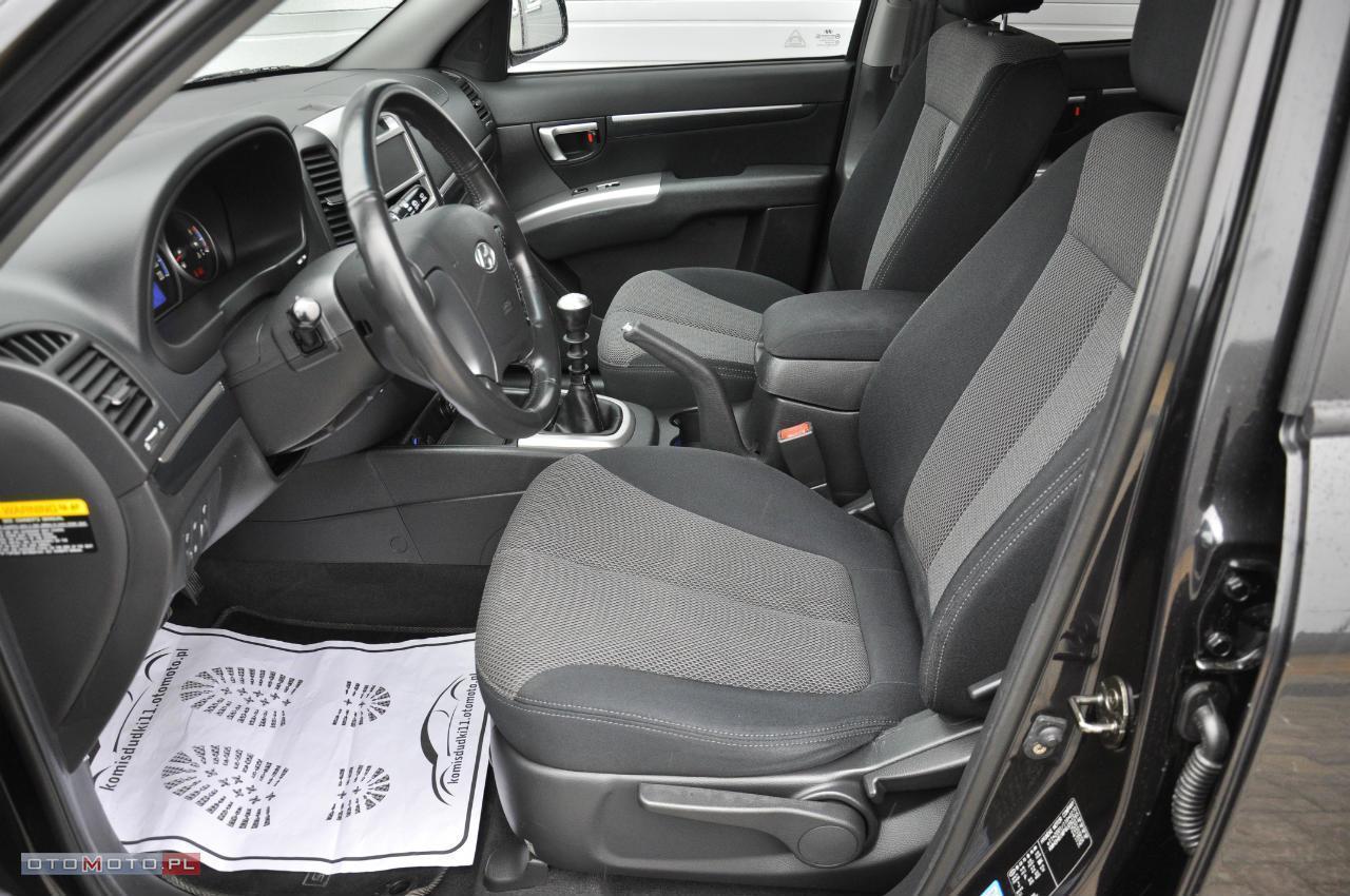 Hyundai Santa Fe 2,2CRDI-KAMERA!7OS!ALU!SERWIS!