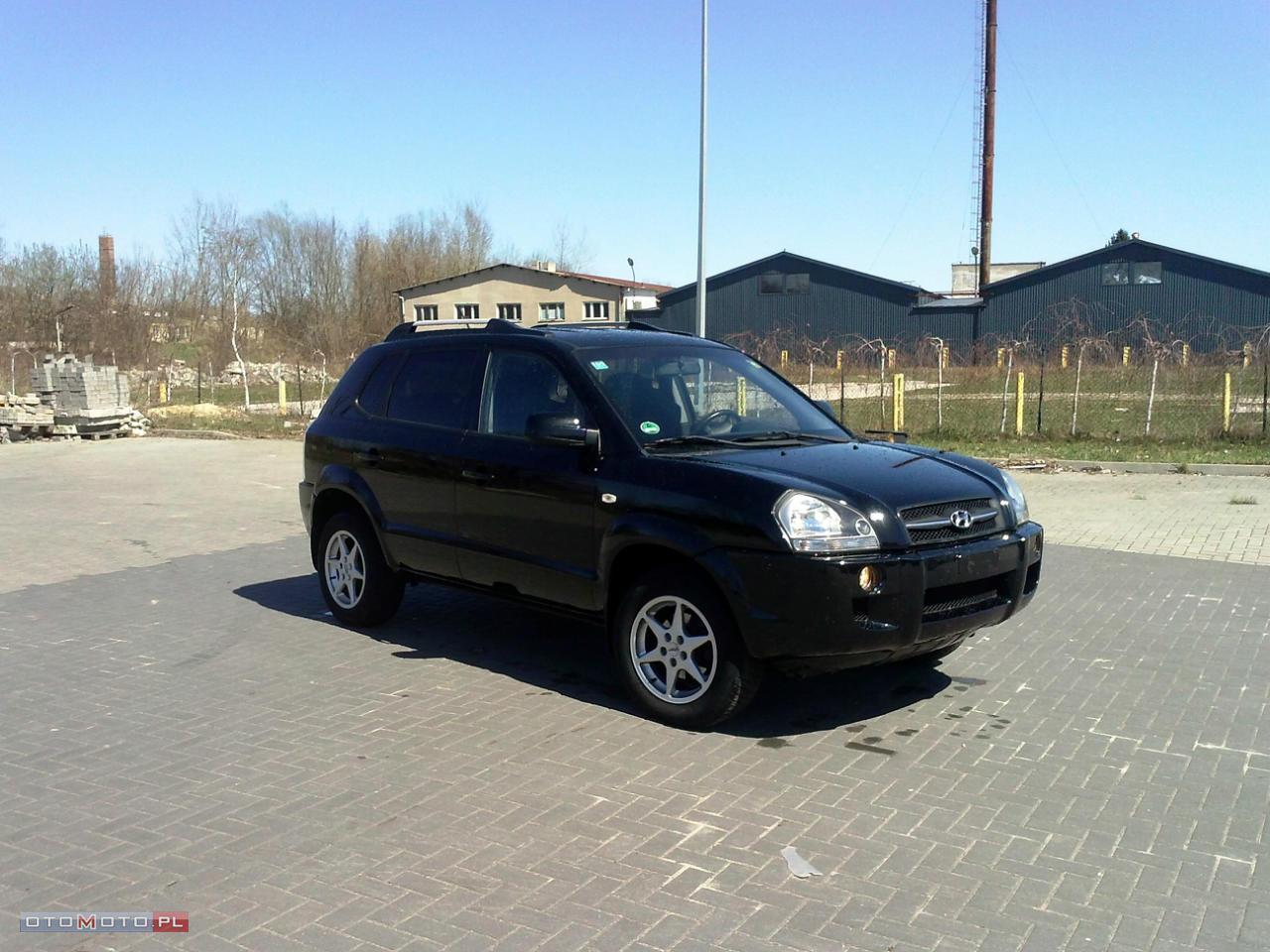 Hyundai Tucson 2,0 B+G 116000 TYS KM SKORA