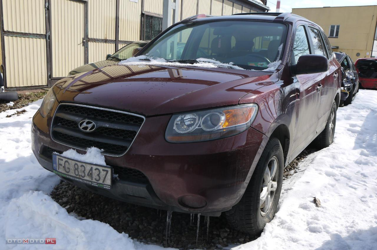 Hyundai Santa Fe 2,7 V6 AUTOMATIC 4x4 ZAREJESTR
