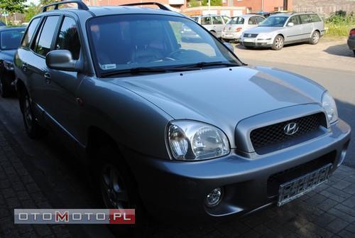 Hyundai Santa Fe INSTALACJA LPG