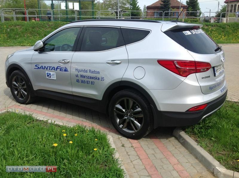 Hyundai Santa Fe Executive 2.2CRDi