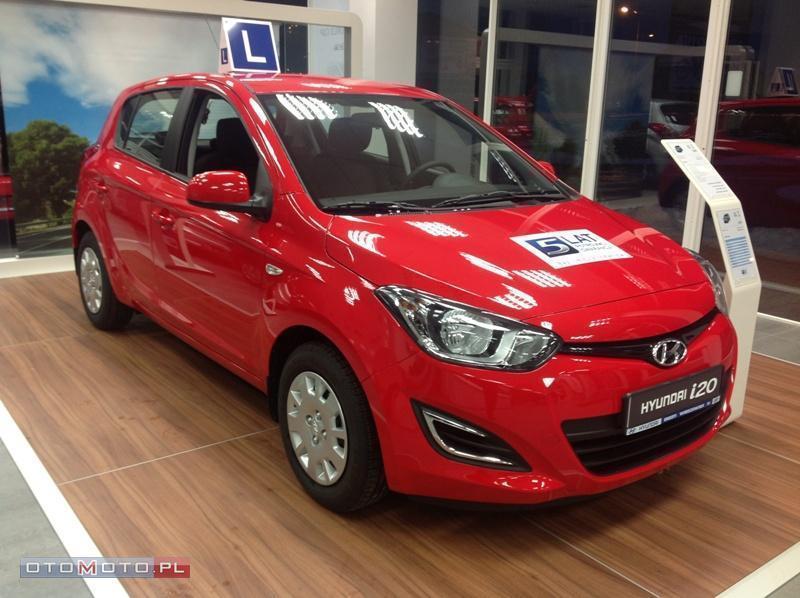 Hyundai i20 **Szkoły Jazdy** L