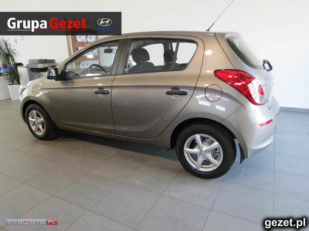 Hyundai i20 1.2 (85KM) CLASSIC PLUS