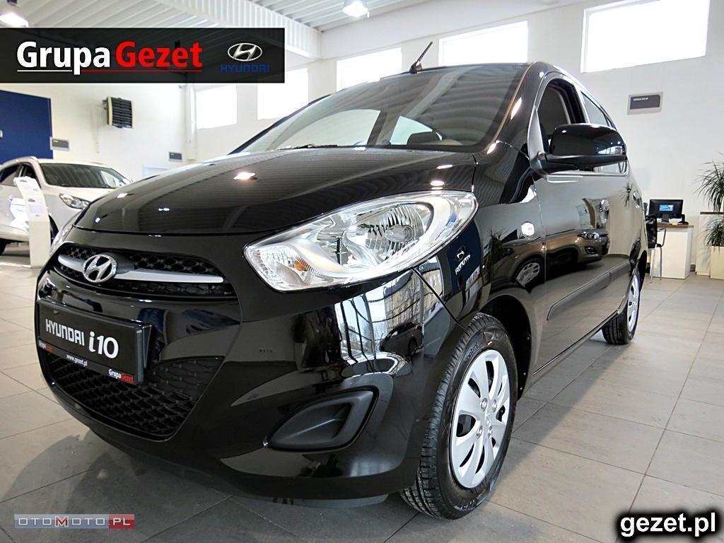 Hyundai i10 1.2 (85KM) COMFORT