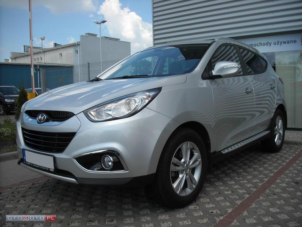 Hyundai ix35 1,6i STYLE DEMO