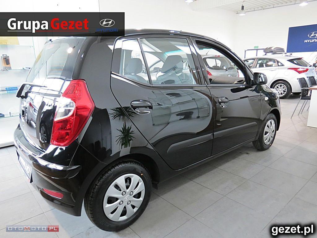 Hyundai i10 1.1 MPI (69KM) COMFORT